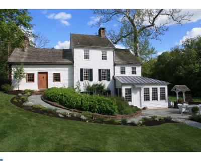 New Hope PA Single Family Home ACTIVE: $1,595,000