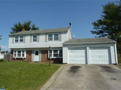 Willingboro Single Family Home ACTIVE: 23 Toledo Lane