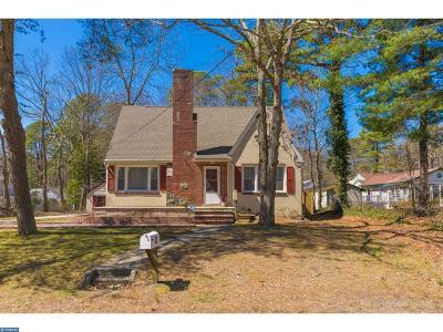 Gibbsboro Single Family Home ACTIVE: 13 East Road