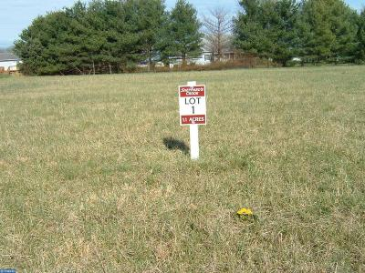 Hartly Residential Lots & Land ACTIVE: Lot 1 Reale Drive