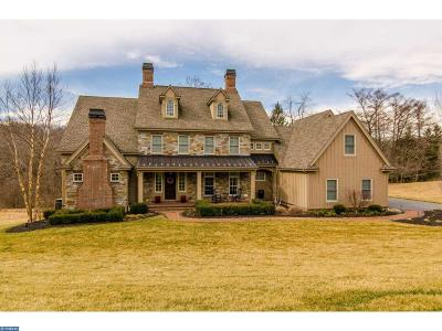 Chadds Ford PA Single Family Home ACTIVE: $1,295,000