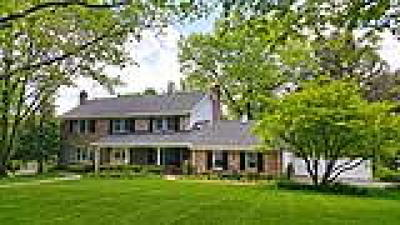 Wyomissing Single Family Home ACTIVE: 1500 Old Mill Road