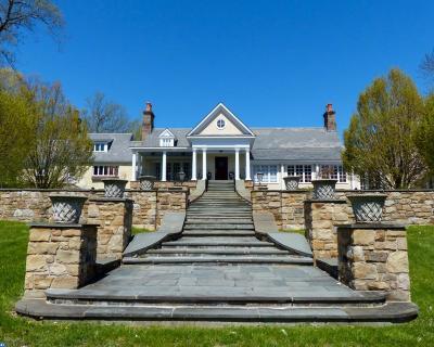 PA-Bucks County Single Family Home ACTIVE: 248 Woodland Drive