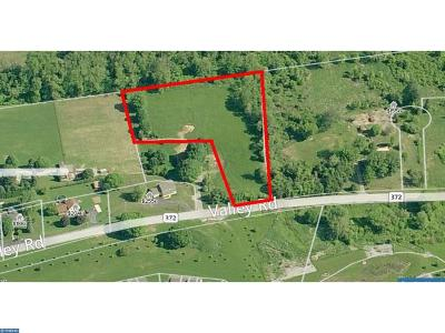 Coatesville Residential Lots & Land ACTIVE: 1861 Valley Road