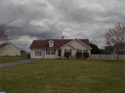 DE-Kent County Single Family Home ACTIVE: 20 Misty Meadow Drive