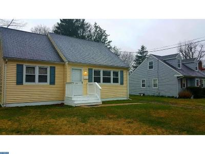 Ewing Single Family Home ACTIVE: 273 Clamer Road