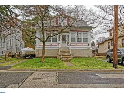 Pennsauken Single Family Home ACTIVE: 3448 Elm Avenue