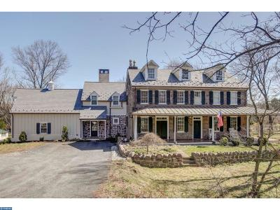 Phoenixville Single Family Home ACTIVE: 1497 Valley Forge Road