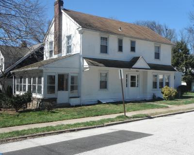 Elkins Park PA Single Family Home ACTIVE: $210,000