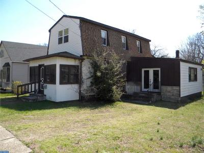 West Deptford Twp Single Family Home ACTIVE: 1371 Crown Point Road