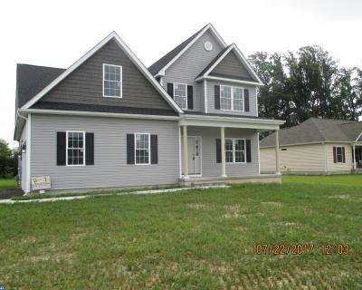 Harrington Single Family Home ACTIVE: 806 Abagail Circle