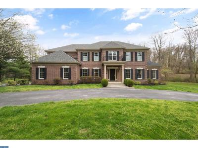 Chadds Ford PA Single Family Home ACTIVE: $795,000