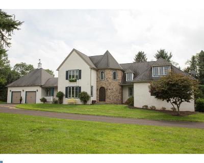 PA-Bucks County Single Family Home ACTIVE: 1071 Deer Run Road