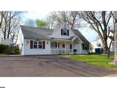 Levittown Single Family Home ACTIVE: 54 Rocky Pool Lane