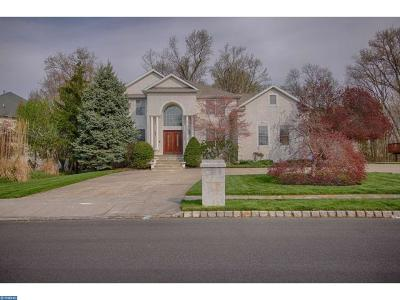 Cherry Hill Single Family Home ACTIVE: 3 Saint Moritz Lane