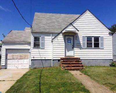 Bellmawr Single Family Home ACTIVE: 14 Monroe Avenue