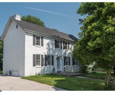 Conshohocken Single Family Home ACTIVE: 1410 Butler Pike