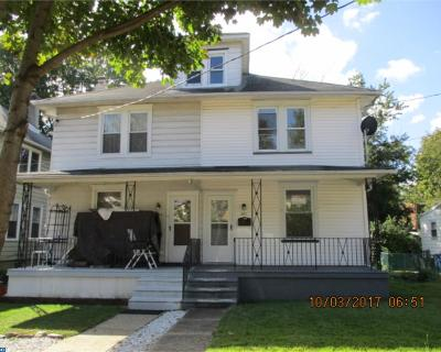 Delanco Single Family Home ACTIVE: 301 Walter Avenue