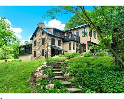 Riegelsville PA Single Family Home ACTIVE: $1,350,000
