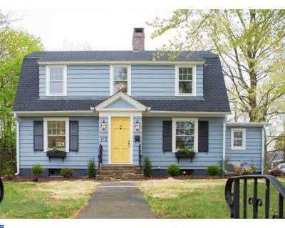 Hopewell Single Family Home ACTIVE: 113 W Broad Street