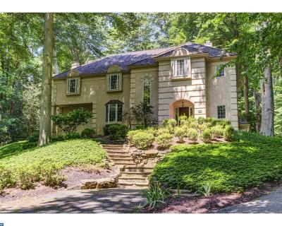 Chadds Ford PA Single Family Home ACTIVE: $1,035,000