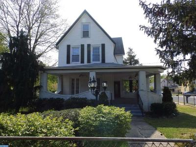 Clayton Single Family Home ACTIVE: 540 Delsea Drive