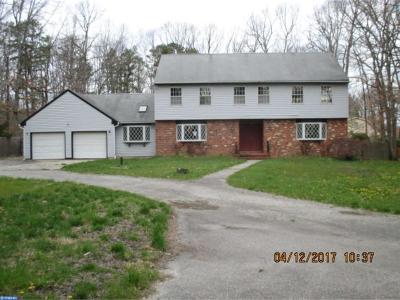 Gloucester Twp, Sicklerville Single Family Home ACTIVE: 129 Cedar Brook Road