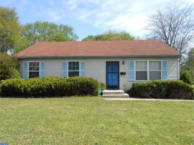 Glassboro Single Family Home ACTIVE: 5 Sewell Street