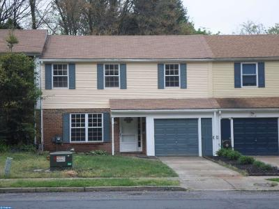 Clementon Single Family Home ACTIVE: 219 Cherrywood Drive