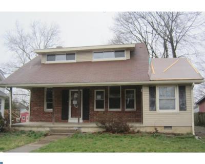 Pitman Single Family Home ACTIVE: 320 McKinley Avenue