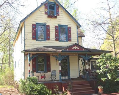 Gibbsboro Single Family Home ACTIVE: 53 Kirkwood Road