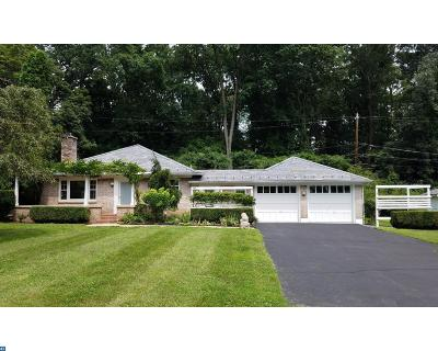 PA-Bucks County Single Family Home ACTIVE: 329 Elmwood Lane