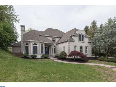 Wyomissing Single Family Home ACTIVE: 19 Timberline Drive