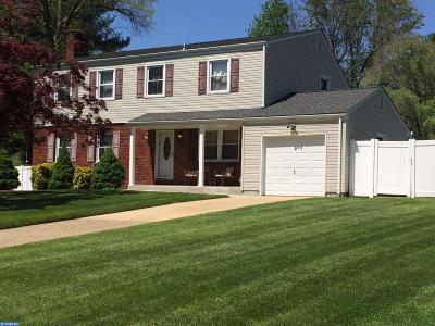 Ewing Single Family Home ACTIVE: 10 Hickory Hill Drive
