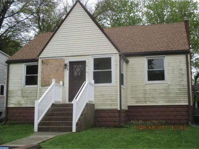 West Deptford Twp Single Family Home ACTIVE: 1416 Lafayette Avenue