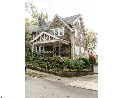 Bala Cynwyd Single Family Home ACTIVE: 720 Stradone Road