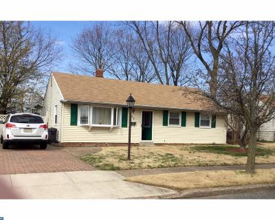 Bellmawr Single Family Home ACTIVE: 11 Trinity Place