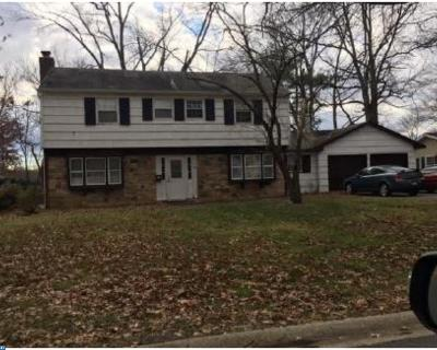 Willingboro Single Family Home ACTIVE: 25 Clearwater Drive