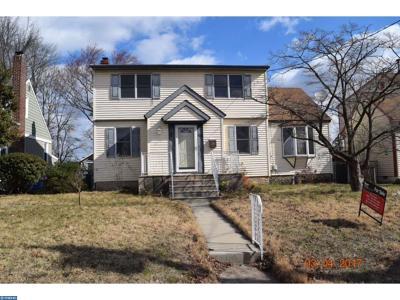 Westville Single Family Home ACTIVE: 125 Oak Avenue