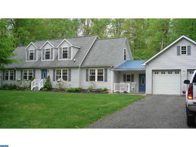 Upper Black Eddy PA Single Family Home ACTIVE: $419,888
