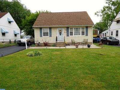 Swarthmore Single Family Home ACTIVE: 814 Fairview Road
