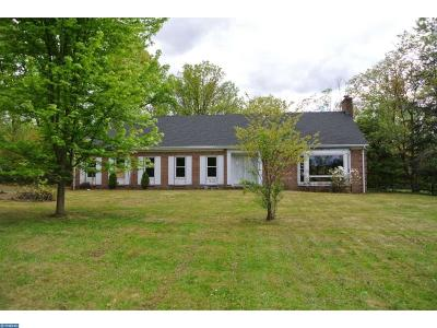 PA-Bucks County Single Family Home ACTIVE: 6840 Old Easton Road