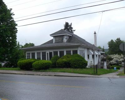 Downingtown Single Family Home ACTIVE: 501 W Lancaster Avenue