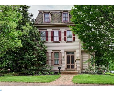 Moorestown Single Family Home ACTIVE: 164 E Main Street