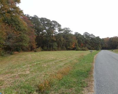 Frankford Residential Lots & Land ACTIVE: Lot Rickards Road