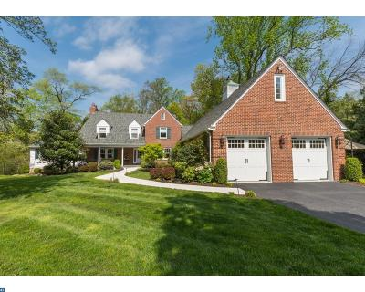 Moorestown Single Family Home ACTIVE: 733 Kings Highway