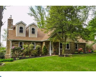 Huntingdon Valley Single Family Home ACTIVE: 407 Welsh Road