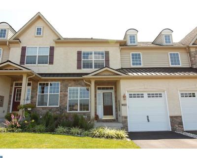 PA-Bucks County Condo/Townhouse ACTIVE: 3211 Meadow View Circle