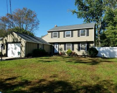 Cherry Hill Single Family Home ACTIVE: 204 Westover Drive