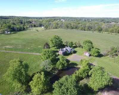 Buckingham Single Family Home ACTIVE: 4320 Township Line Road
